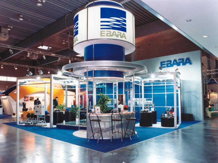 Exhibition Stand Builders In Poland : Studio expo company